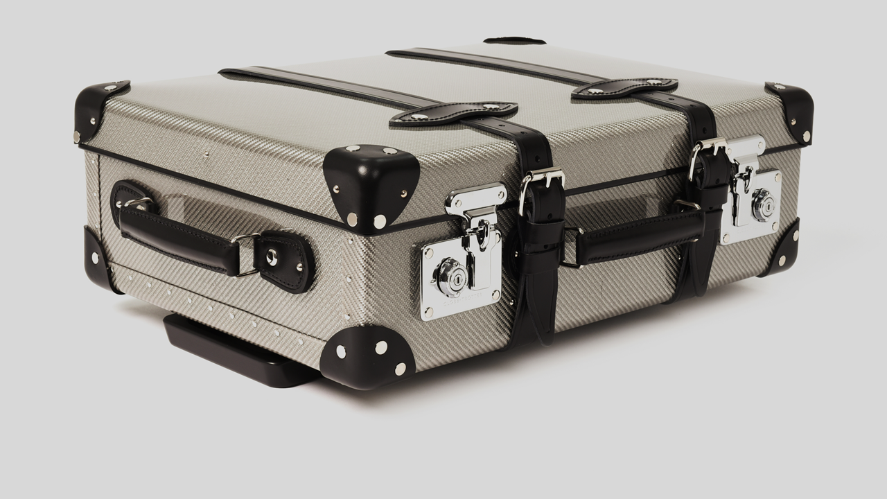 Hypetex & Globe-Trotter Launch F1-Inspired Case